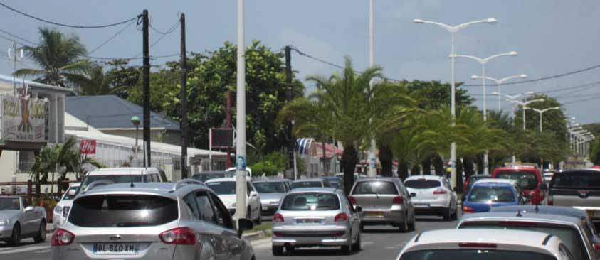 Big Data Antilles Trafic