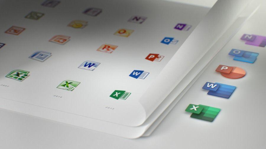 icones microsoft office