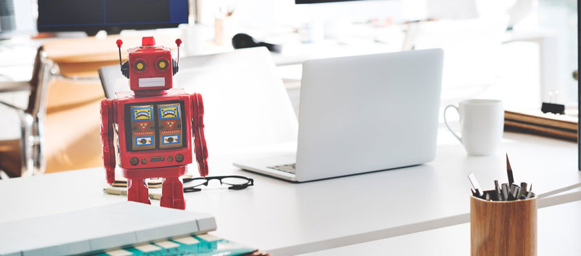 chatbot robot pc